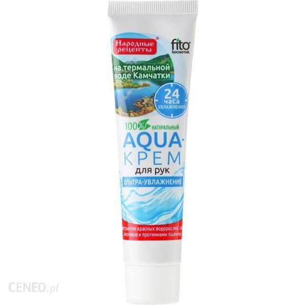 Fitocosmetics Aqua-Krem do Rąk Ultra Nawilżenie 45ml