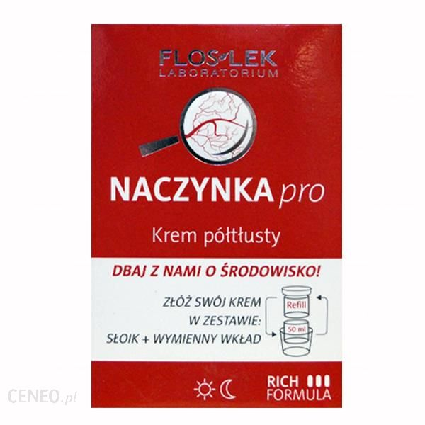 Flos-Lek Naczynka Pro Krem Półtłusty Eco 50Ml