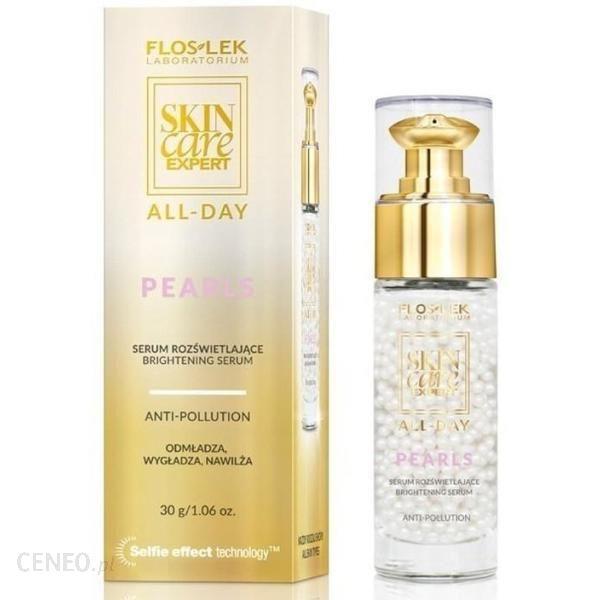 Floslek Skin Care Expert All Day Serum Rozświetlające Pearls 30g