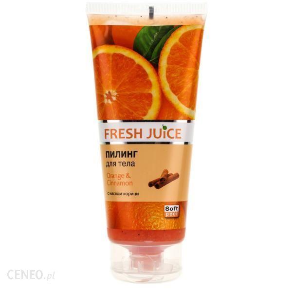 Fresh Juice peeling do ciała Orange & Cinnamon 200ml