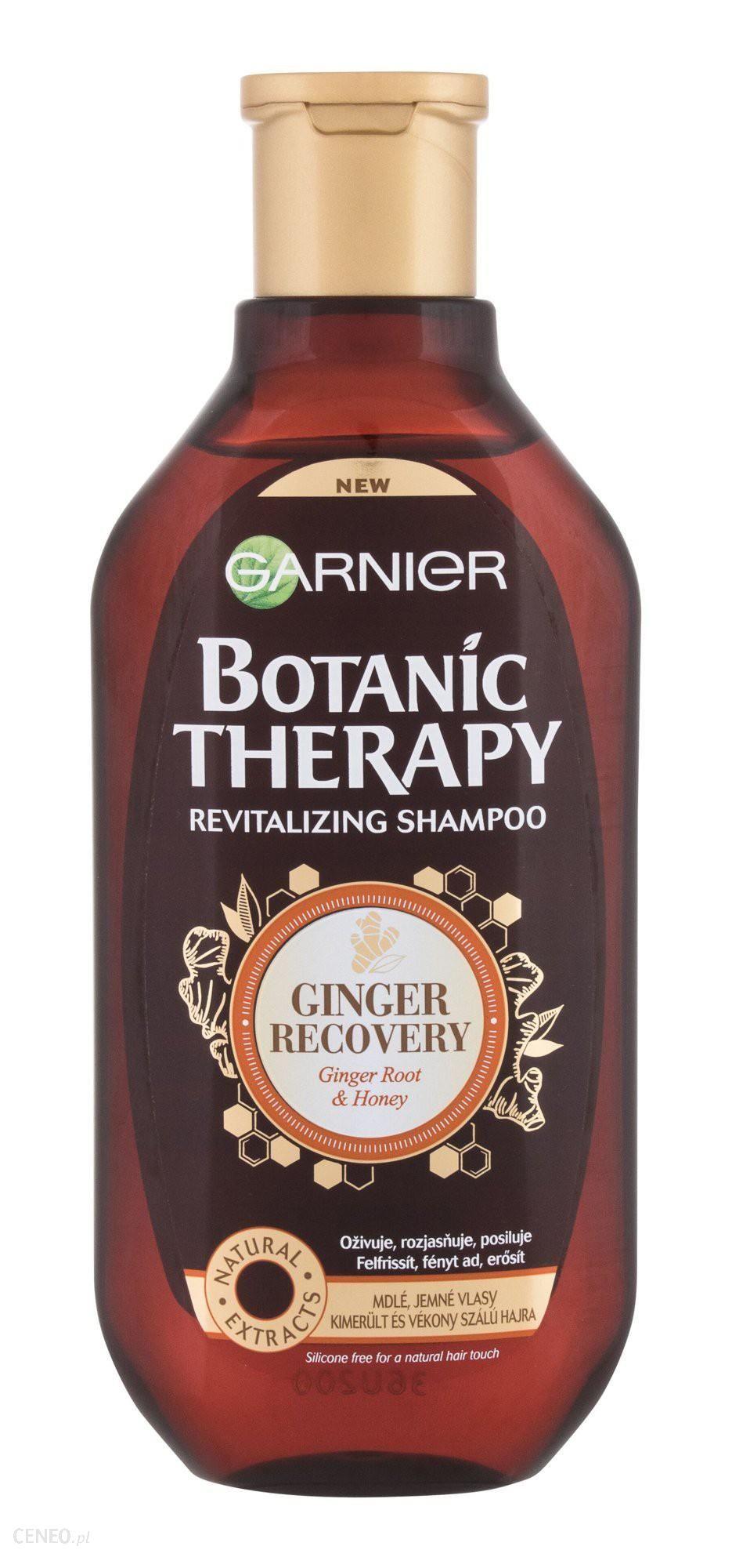 Garnier Botanic Therapy Ginger Recovery Szampon do włosów 400ml