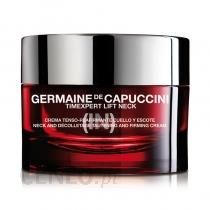 Germaine de Capuccini Neck and Decolletage Tautening and Firming Cream Krem liftingujący na szyję50ml