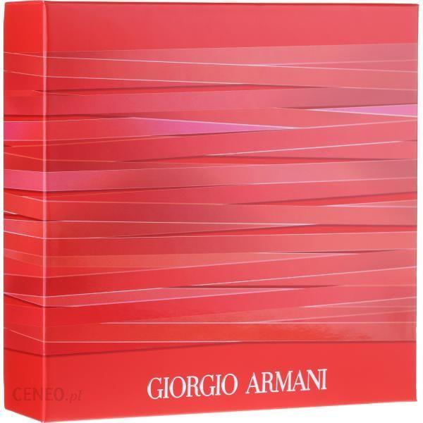Giorgio Armani Si Zestaw Woda Perfumowana /100Ml + Balsam Do Ciała/75Ml + Show/Gel/75Ml