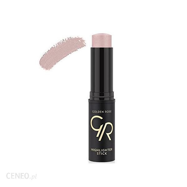 Golden Rose Highlighter Stick Rozświetlacz w sztyfcie 02 Pink