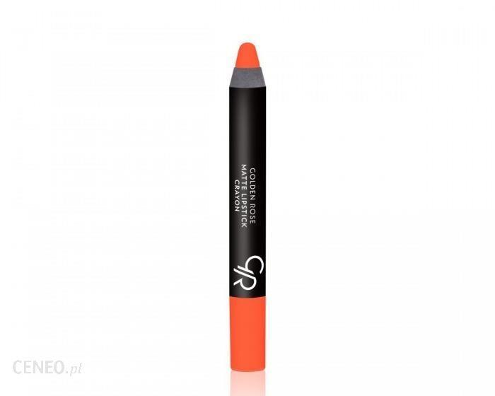 Golden Rose Matte Lipsick Crayon 24 3