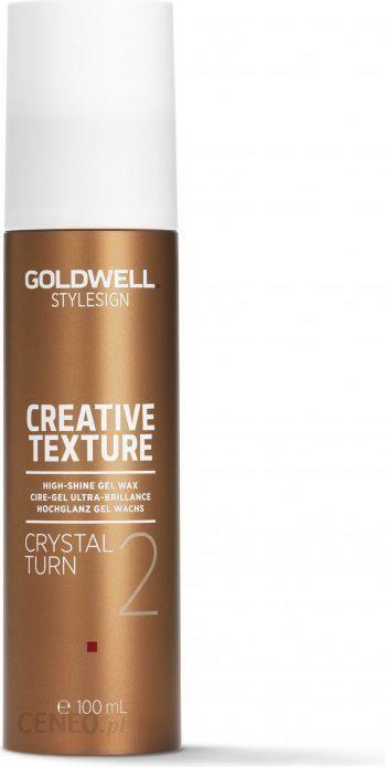 Goldwell Crystal Turn Nabłyszczający Wosk w Żelu 100ml