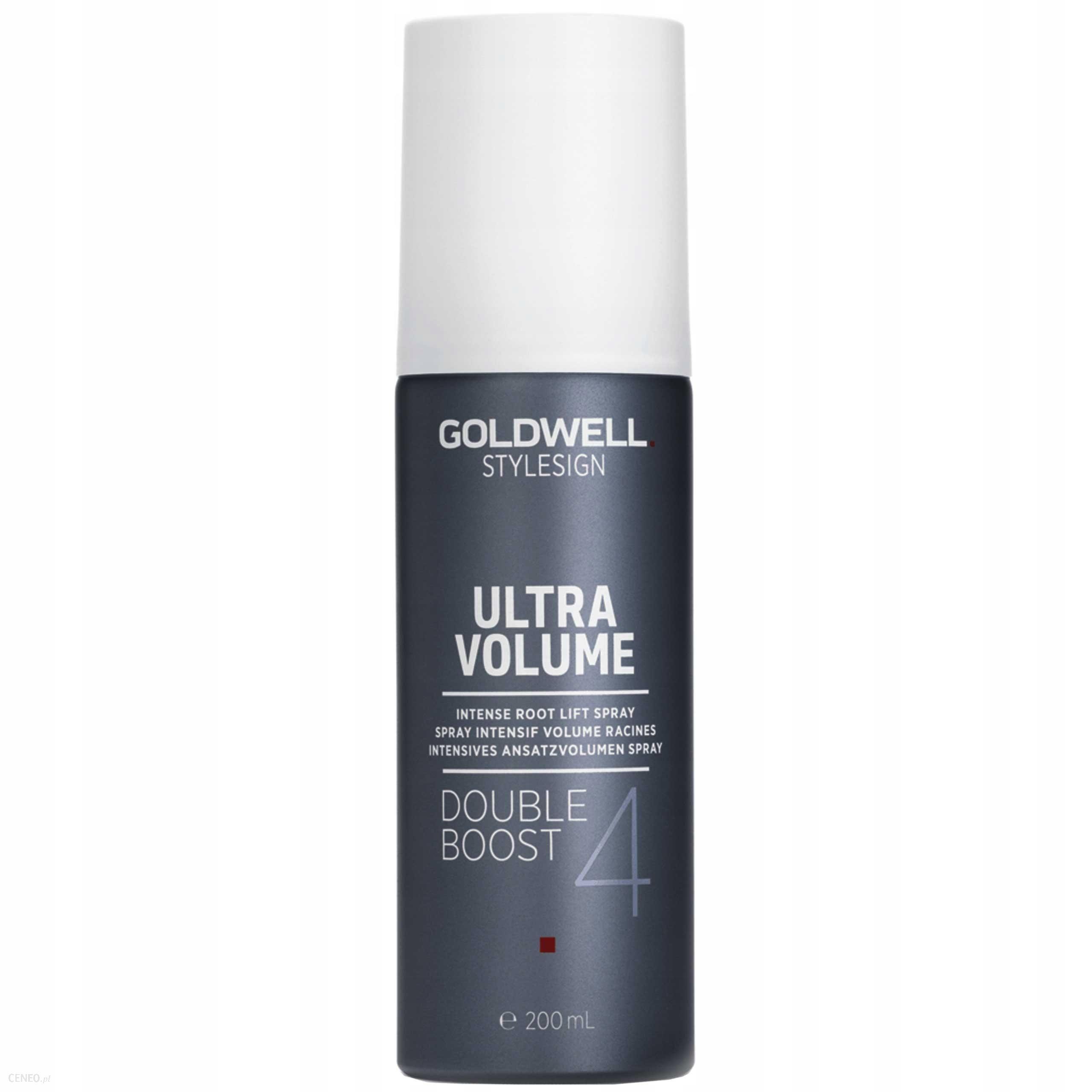 Goldwell StyleSign Volume Double Boost pianka zwiększająca objetość do włosów 200ml
