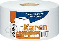 Grasant Karen Papier Toaletowy Celulozowy Dwuwarstwowy 12 Szt W Opakowaniu (52895)
