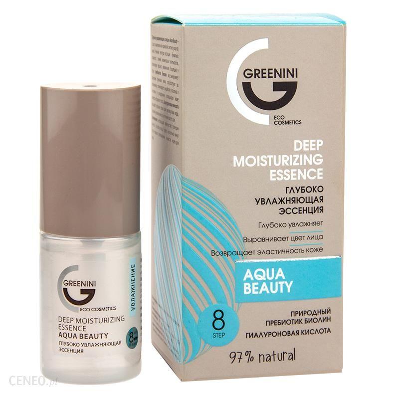 Greenini Aqua Beauty Głęboko Nawilżająca Esencja 30Ml