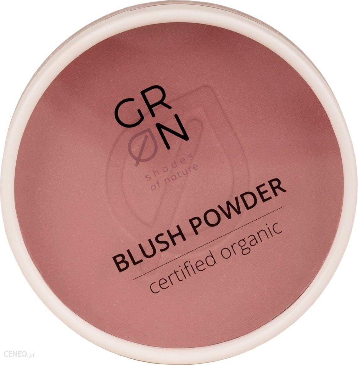 grn Blush Powder róż Rosewood