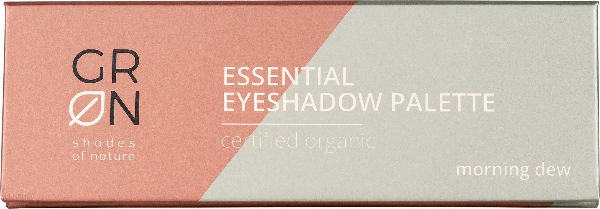 GRN Essential Eyeshadow Palette paleta cieni do powiek Morning Dew