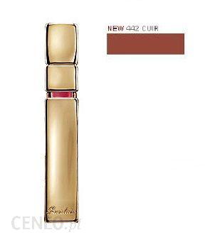 Guerlain Kiss Kiss Essence De Gloss 442 Cuir pielęgnująco-odżywczy błyszczyk balsam do ust 6ml