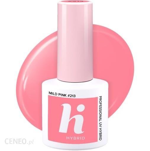 Hi Hybrid Lakier Hybrydowy 213 Mild Pink 5ml