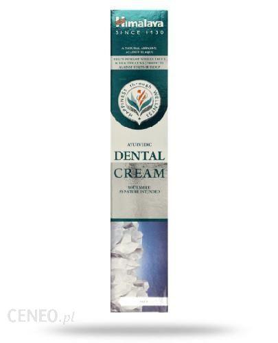 Himalaya Dental Cream Ajurwedyjska Pasta Do Zębów Z Solą 100 G