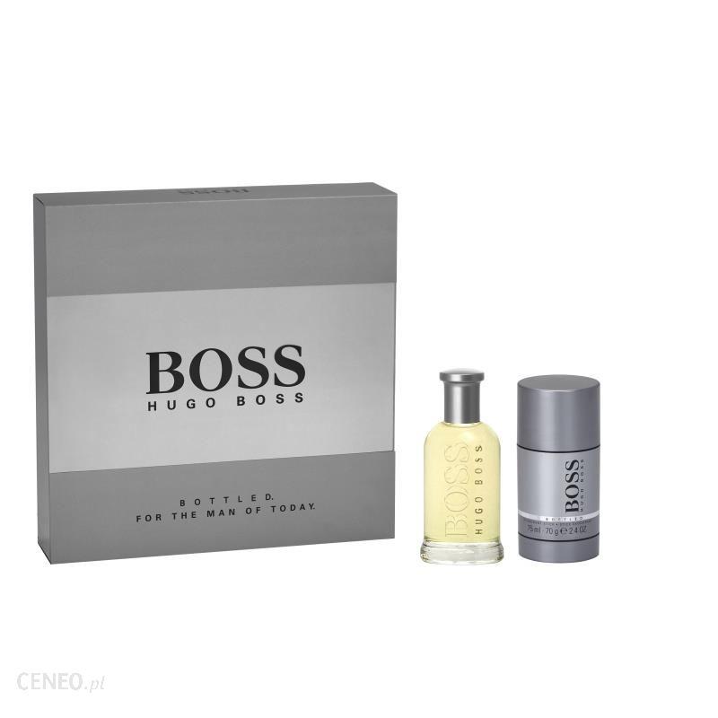Hugo Boss Boss Bottled Woda Toaletowa 50ml + Dezodorant Sztyft 75ml