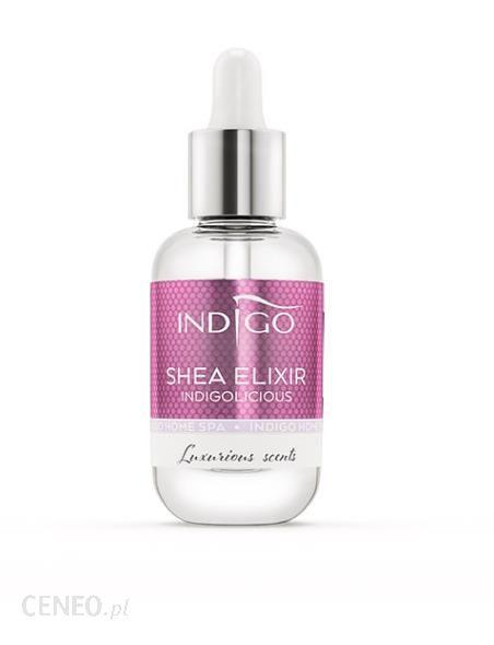 Indigo Oliwka do skórek Indigolicious - Shea Elixir 8ml