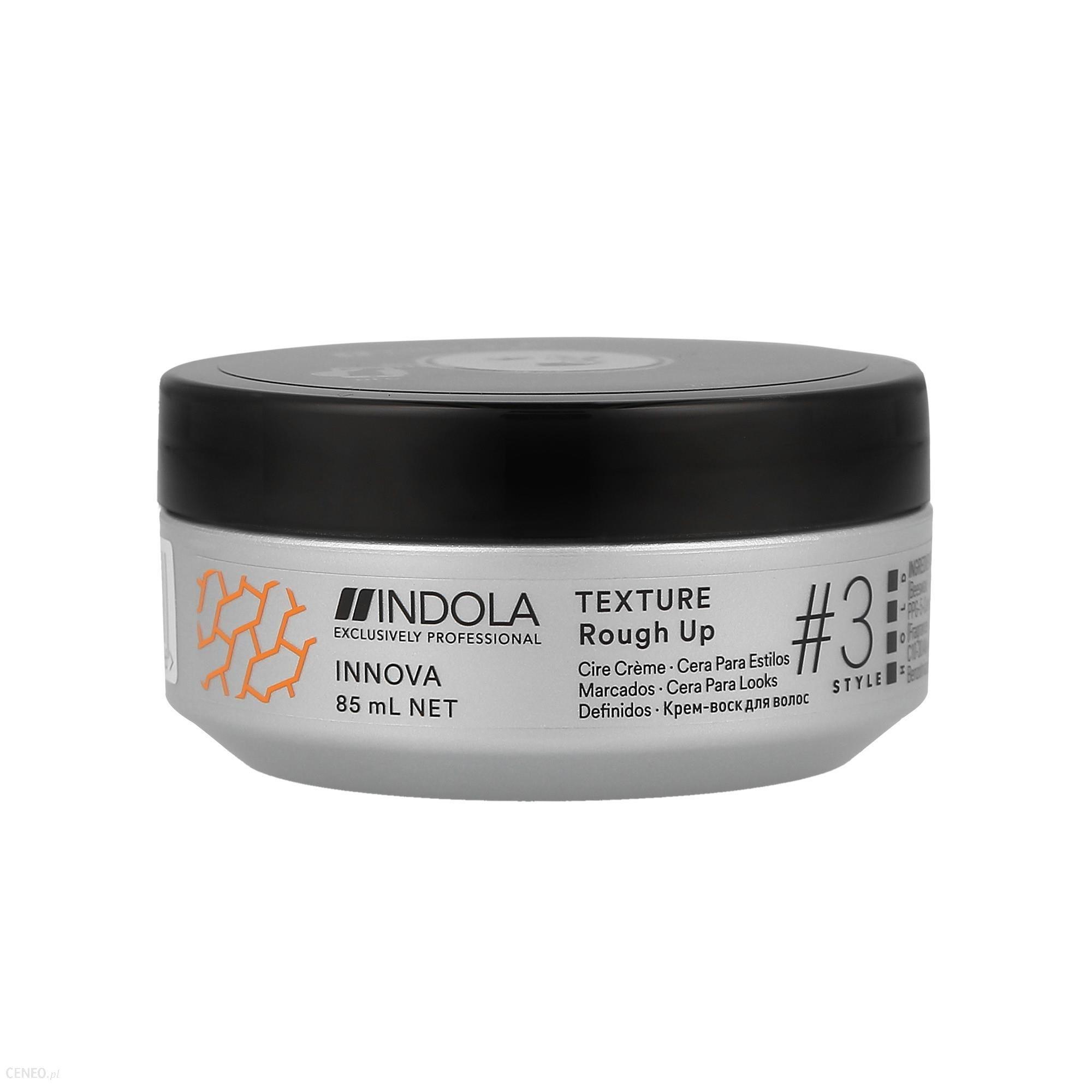 INDOLA INNOVA TEXTURE Rough Up Kremowy wosk do stylizacji włosów 85ml