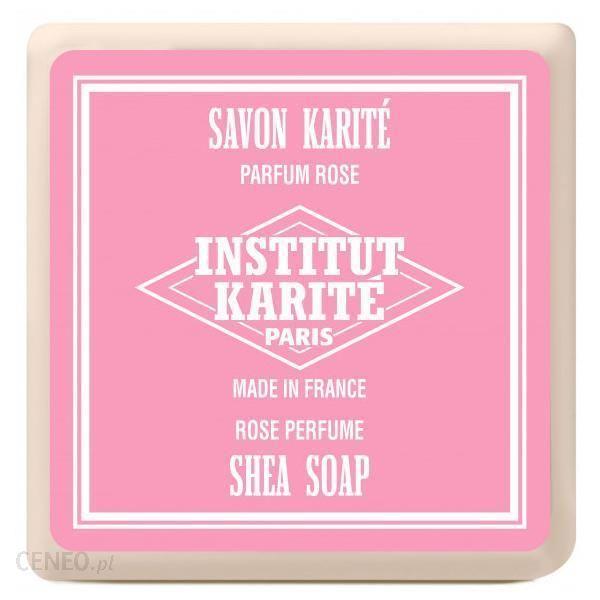institut karite Mydło Rose Shea Soap 100g