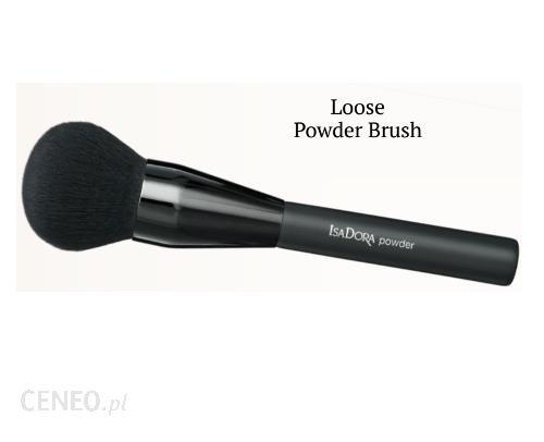 Isadora Loose Powder Brush Pędzel do pudru sypkiego