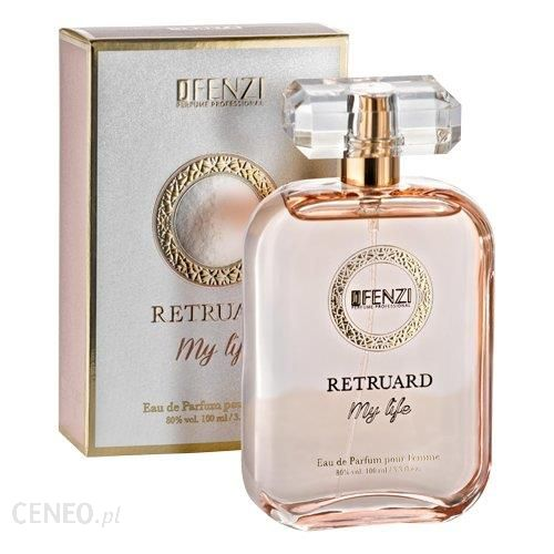 Jfenzi Retruard my Life woda perfumowana perfumy zapach kwiatow 100ml
