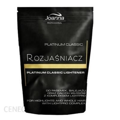 Joanna PLATINUM CLASSIC Rozjaśniacz 450 g