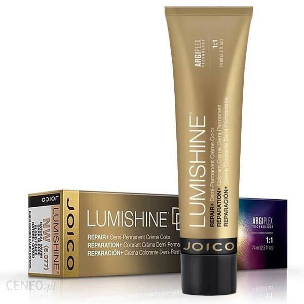 JOICO Lumishine DD Dimensional Deposit Półtrwała farba do włosów 74 ml 5NRG Jasny Brąz Naturalny Czerwono Złoty