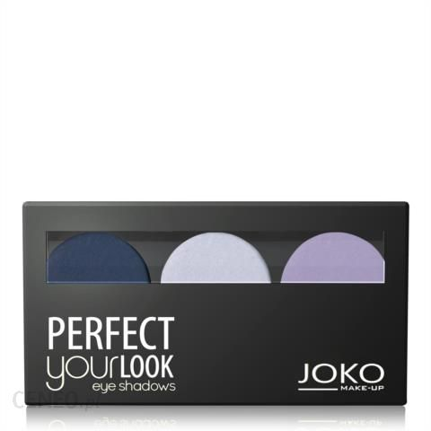 Joko PERFECT your LOOK Cienie trio 303 SATIN