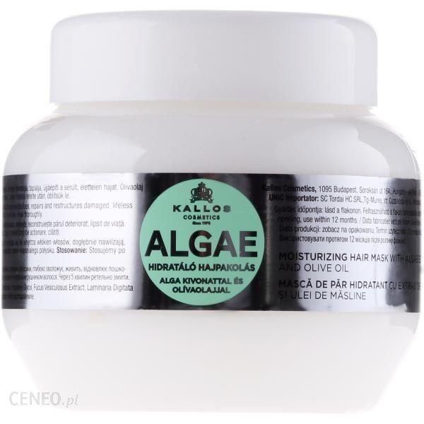 Kallos Algae Hair Mask Maska Do Włosów 275ml