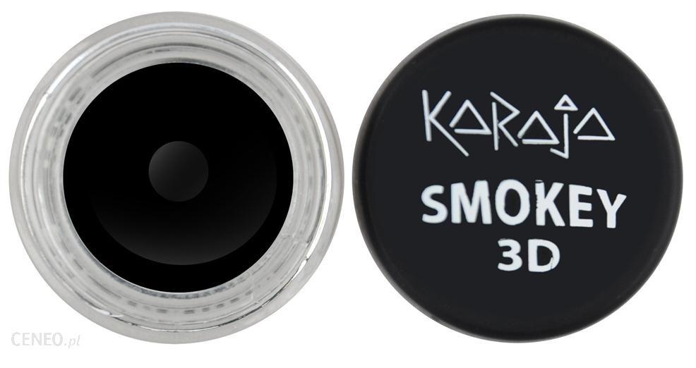 Karaja SMOKEY 3D Kremowy eyeliner cień do powiek kajal