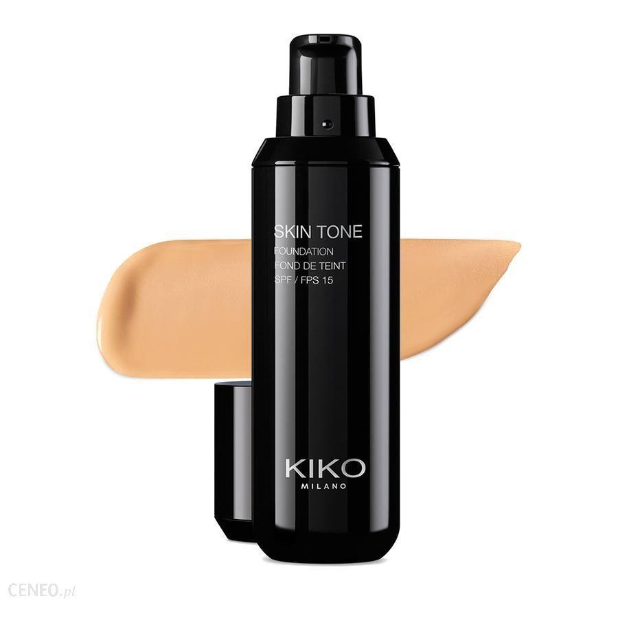 KIKO Milano Skin Tone Foundation rozświetlający podkład we fluidzie SPF 15 Neutral 40 30ml