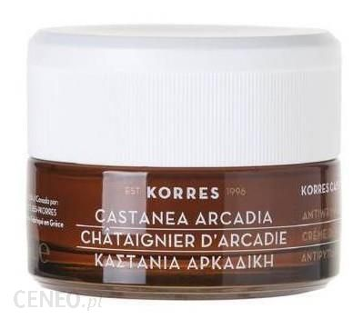 Korres Castanea Arcadia Antiwrinkle & Firming Day Cream krem 40ml