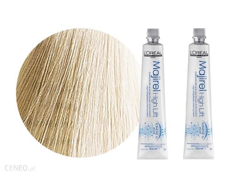 L'Oreal Majirel High Lift Trwała Farba Rozjaśniająca Włosy Ash Plus Popielaty Głęboki 2X50Ml