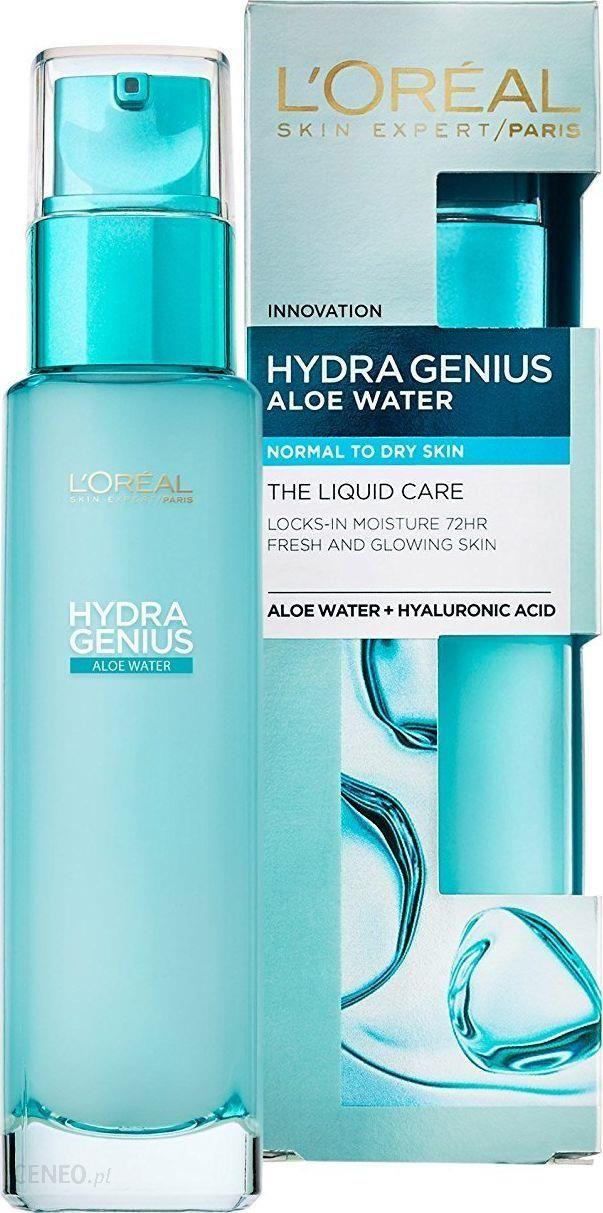 L´Oreal Paris Balsam Nawilżający Do Normalnej I Suchej Skóry Hydra Genius Liquid Moisturizer 70Ml