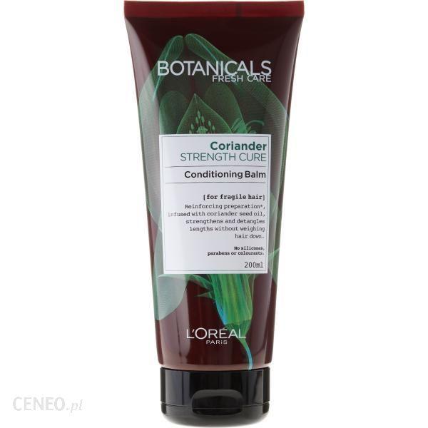 L Oreal Paris Botanicals Strength Cure balsam włosy słabe Coriander 200ml