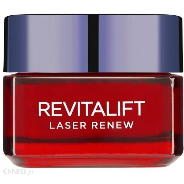 L'Oreal Paris Revitalift Laser Renew Krem Na Dzień Przeciw Starzeniu Się 50Ml