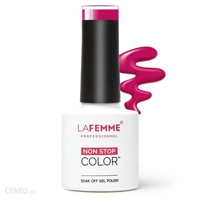 La Femme Lakier Hybrydowy Uv/Led H109 Kiss 8G