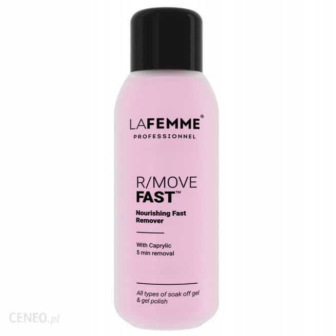La Femme Remover Fast Aceton Zmywacz Hybrydy 500 ml