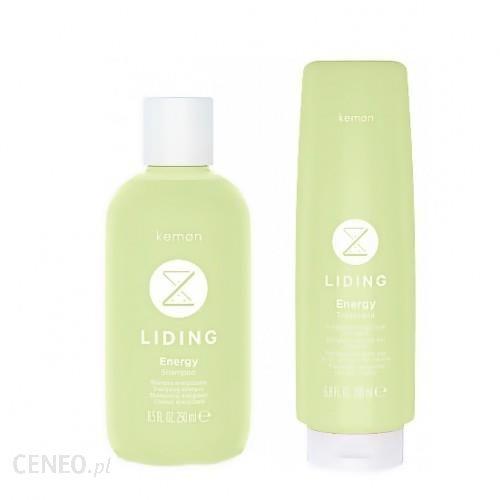 Liding Energy zestaw szampon 250ml + odżywka 200ml