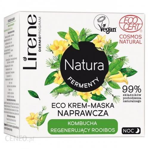 Lirene Natura Fermenty Wegański Krem-Maska Naprawcza 50ml