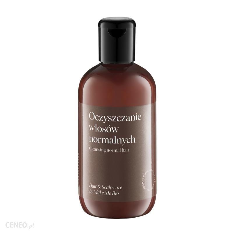 MAKE ME BIO Delikatnie pieniący się szampon do włosów normalnych 250ml