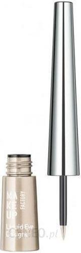 Make Up Factory Liquid Eye Designer precyzyjny eyeliner w płynie 20 Diamond Gold 2.5ml