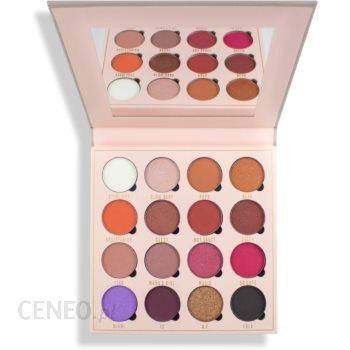 Makeup Obsession Belle Jorden paleta cieni do powiek 16x1