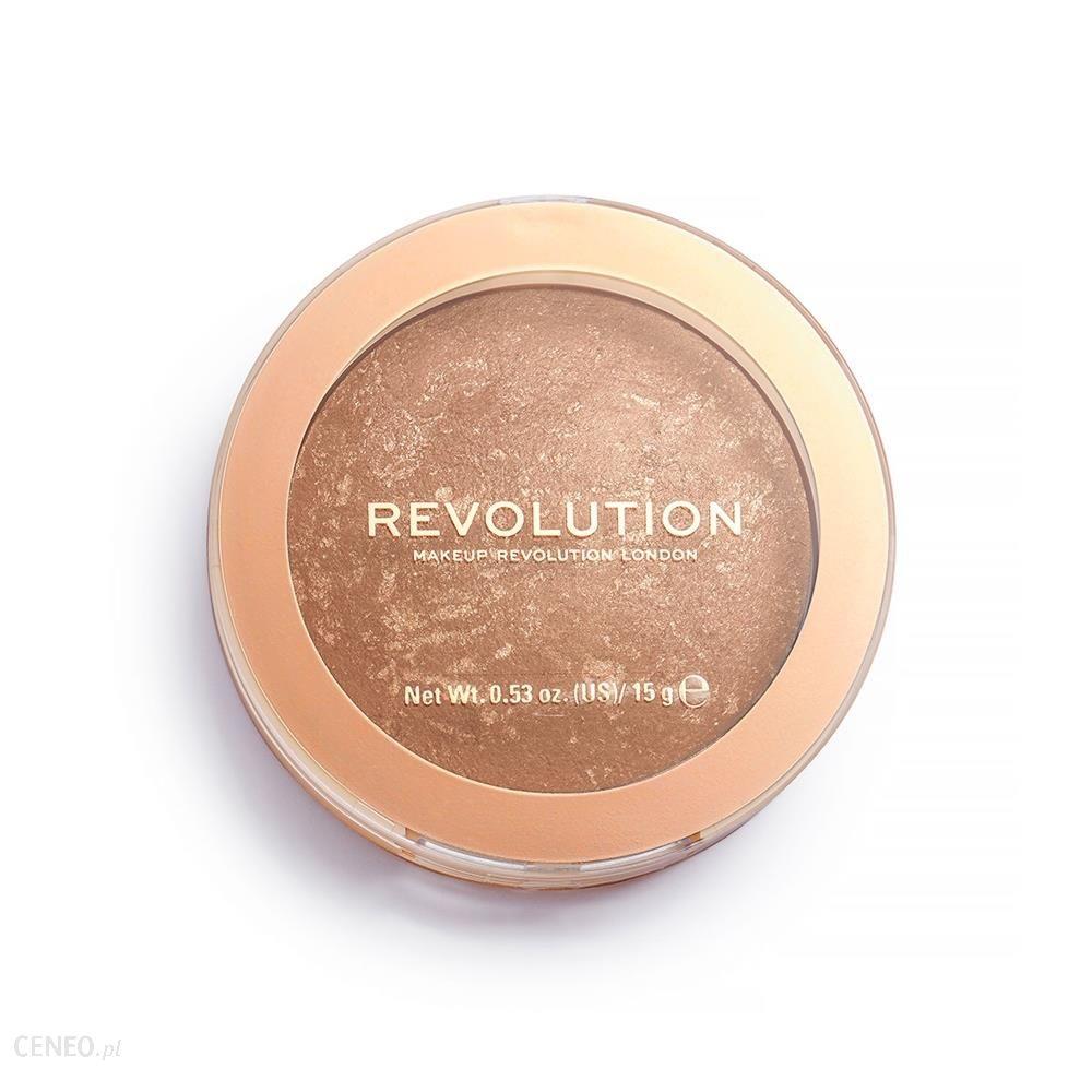 Makeup Revolution Bronzer do Twarzy Re loaded Long Weekend