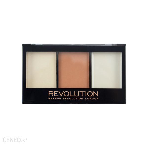 Makeup Revolution Cream and Powder Highlight and Contour Kit F02