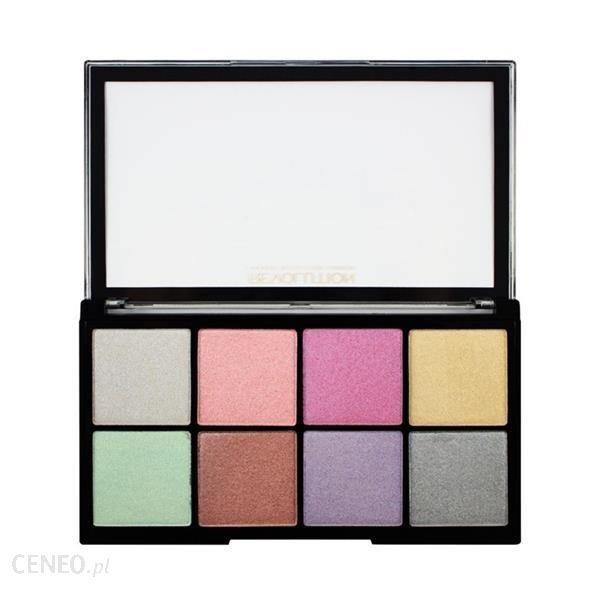 Makeup Revolution Ultra Cool glow Rozświetlacz