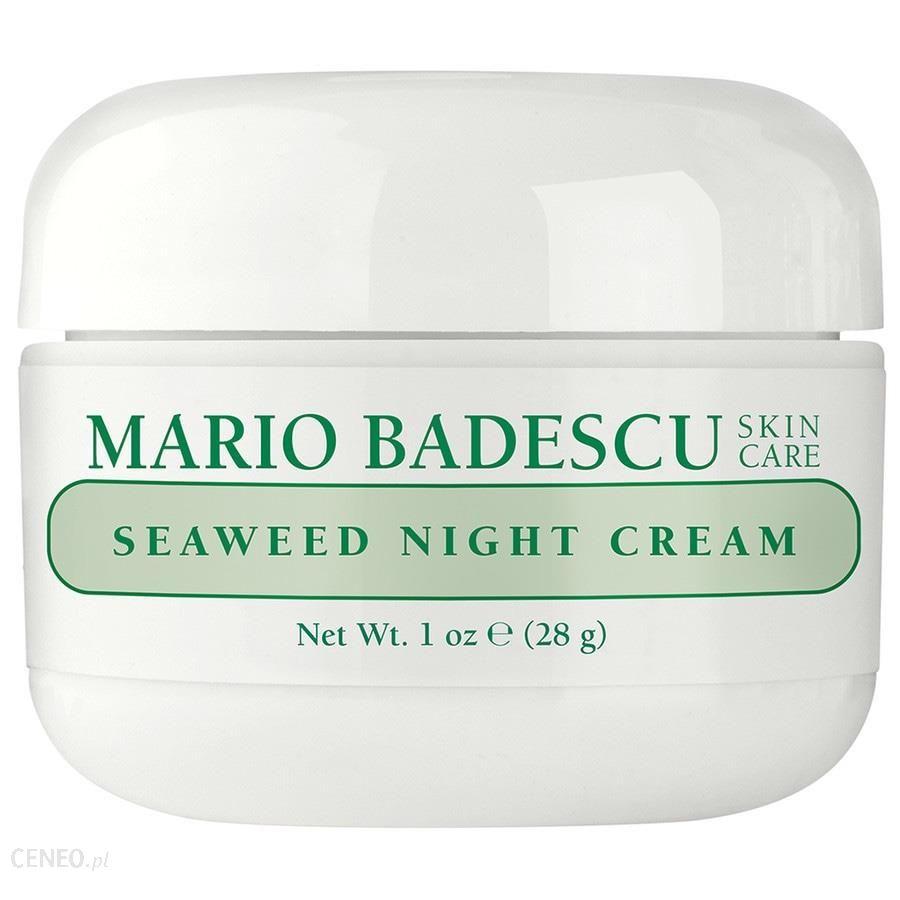 Mario Badescu Seaweed Night Cream Krem do twarzy 29ml