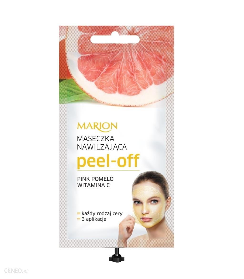 Marion Peel Off Mask Maseczka Nawilżająca Z Dozownikiem 18Ml