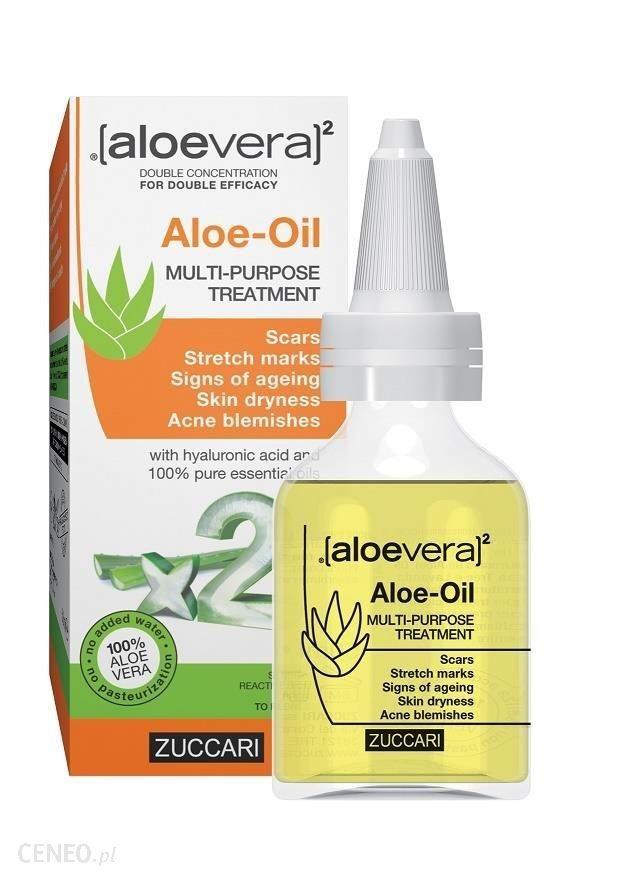 MEDFUTURE aloevera 2 olejek aloesowy 50 ml