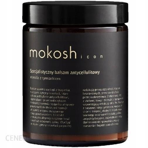 Mokosh Icon Specjalistyczny Balsam Antycellulitowy Wanilia Z Tymiankiem 180Ml