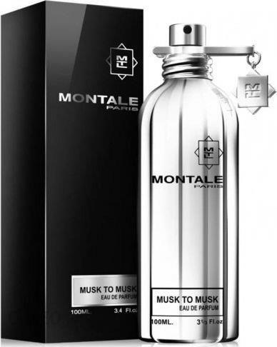 Montale Paris Musk To 100Ml Woda Perfumowana